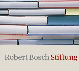 Logo Robert Bosch Stiftung