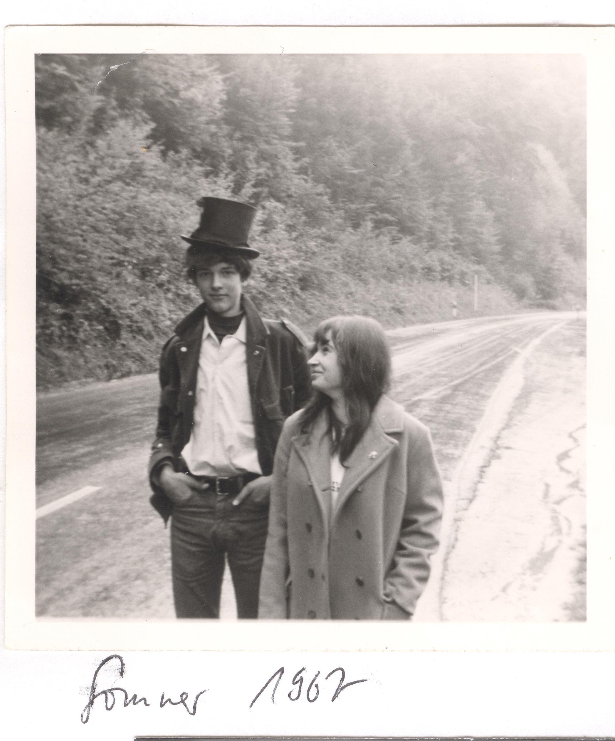 1968 Wenzel mit Hut 16 001